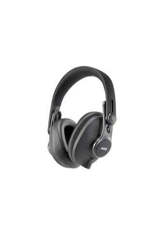 Wireless Over - Ear - Kopfhörer, AKG, »AKG K371 - BT Schwarz« kaufen