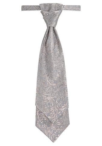 Wilvorst Krawatte, (Set, 2 St., mit Einstecktuch), Plastron inklusive Einstecktuch kaufen