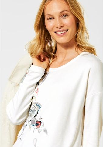 Cecil Langarmshirt, mit überschnittenen Schultern kaufen