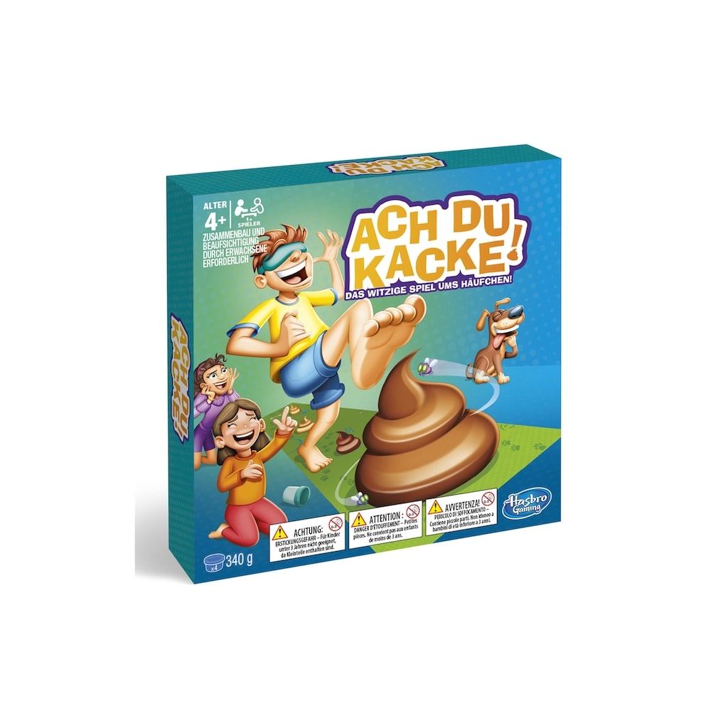 Hasbro Spiel »Ach du Kacke!«