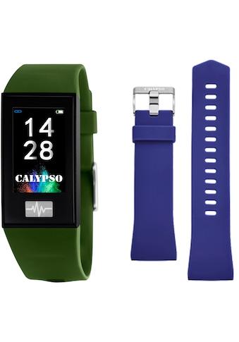CALYPSO WATCHES Smartwatch »Smartime, K8500/8« (, Mit Wechselband kaufen