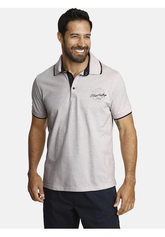 Jan Vanderstorm Poloshirt »HILDUR«, luftiges Pikee, Comfort Fit kaufen