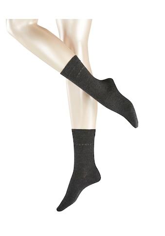 Esprit Socken Basic Easy Doppelpack (2 Paar) kaufen