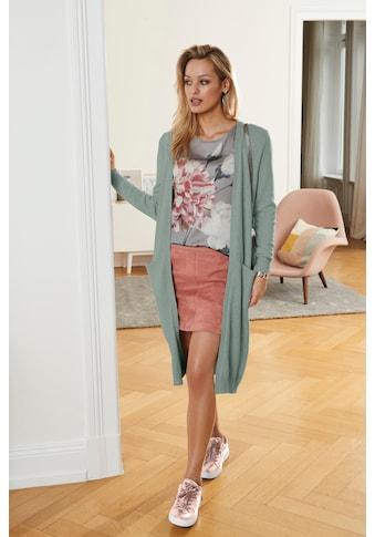 Vero Moda Lederimitatrock »VMDONNA DINA« kaufen