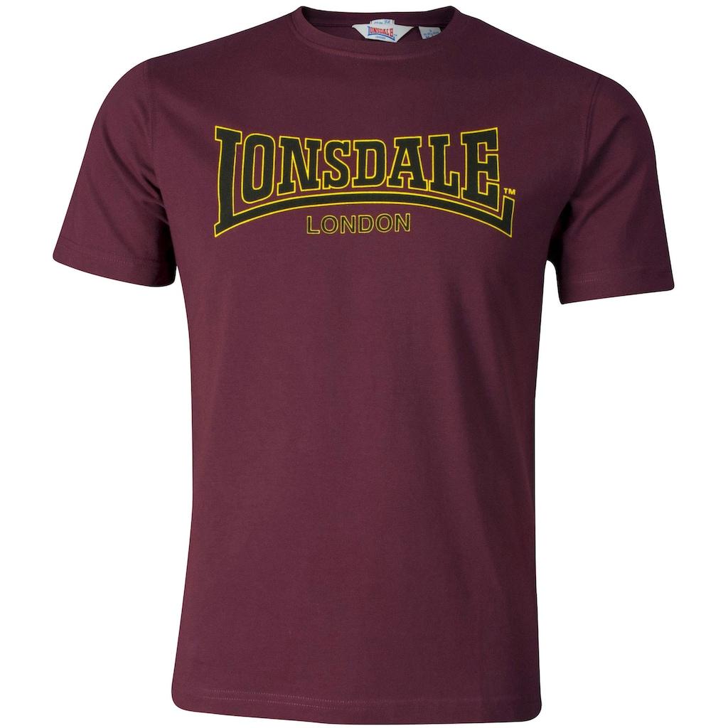 Lonsdale T-Shirt »CLASSIC«