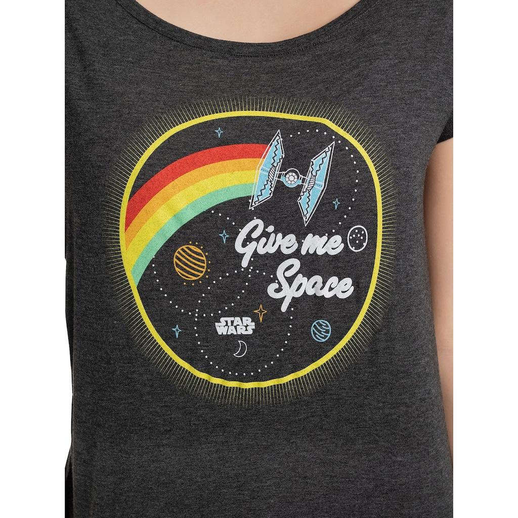 Star Wars T-Shirt »Star Wars Give Me Space Girl Shrt«
