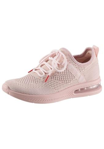 s.Oliver Slip-On Sneaker, mit aufgesetzter Schnürung kaufen