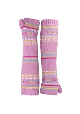 Trespass Strickhandschuhe »Mädchen Strick Arm Wärmer Dione« kaufen