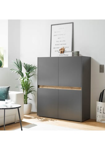 INOSIGN Highboard »CiTY Highboard 56«, im modernen Design kaufen