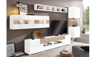 TRENDMANUFAKTUR Wohnwand »Toledo«, (Set, 4 tlg.) kaufen