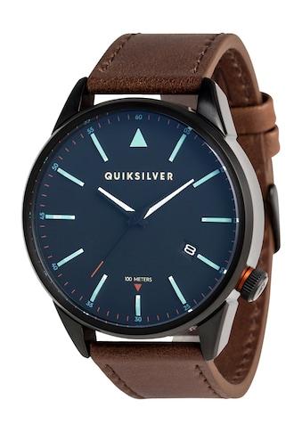 Quiksilver Quarzuhr »The Timebox Leather« kaufen