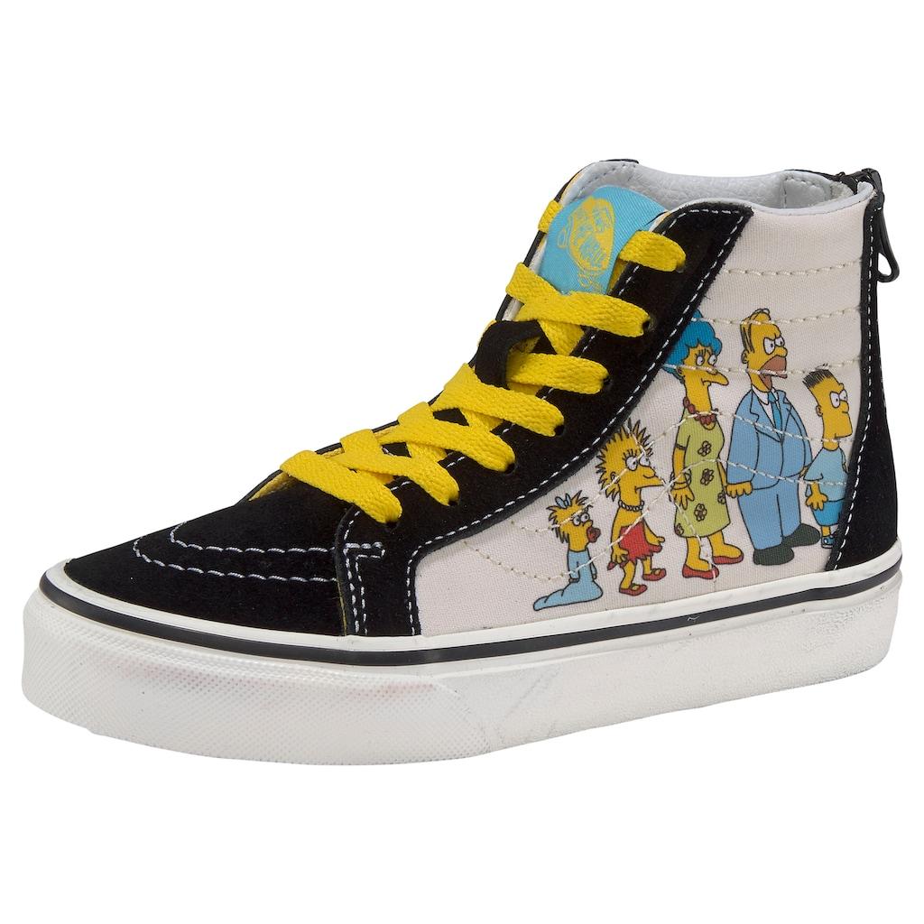 Vans Sneaker »SK8-Hi Zip«