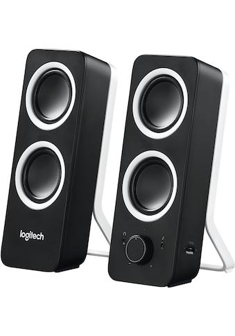 Logitech Lautsprecher »Z200« kaufen
