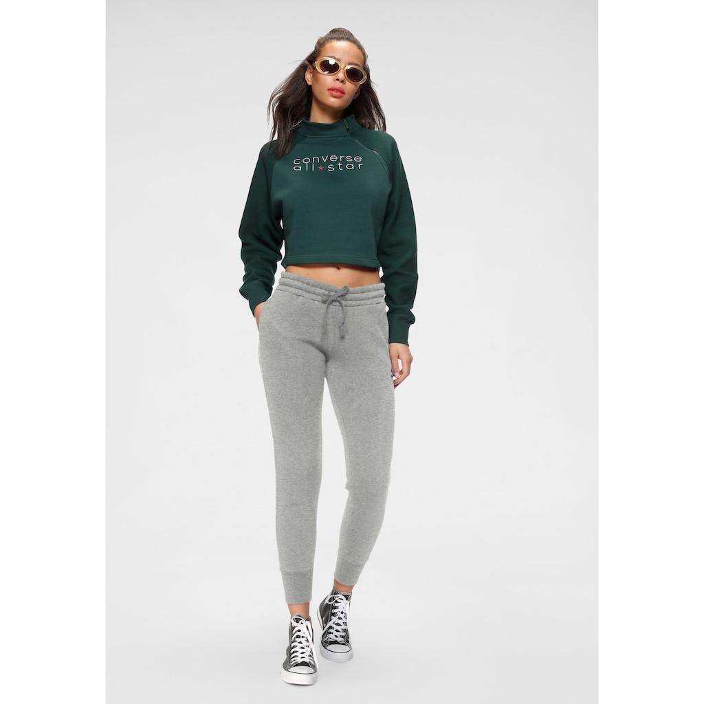 Converse Jogginghose »WOMENS EMBROIDERED STAR CHEVRON PANT BB«