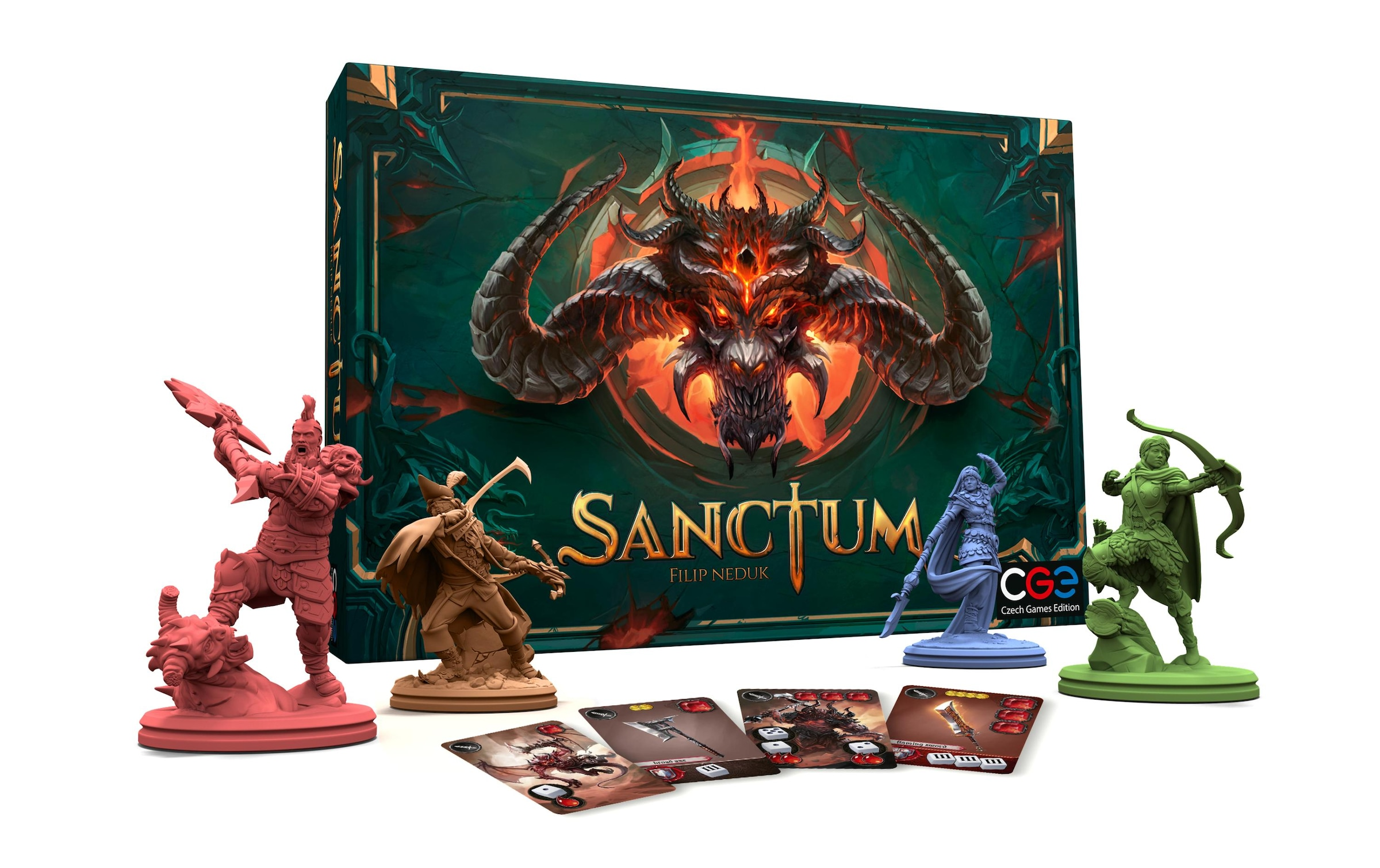 Image of ARION Spiel »Games Edition Sanctum«