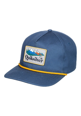 Quiksilver Snapback Cap »Slipstockery« kaufen