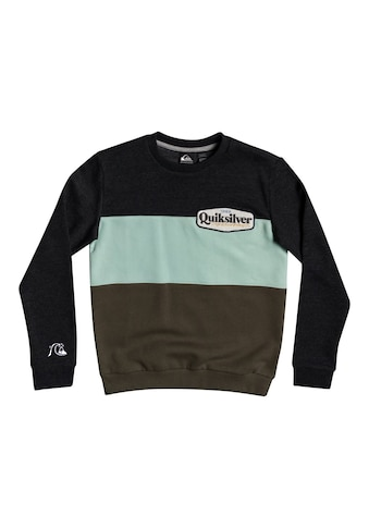 Quiksilver Sweatshirt »Tropical Block« kaufen