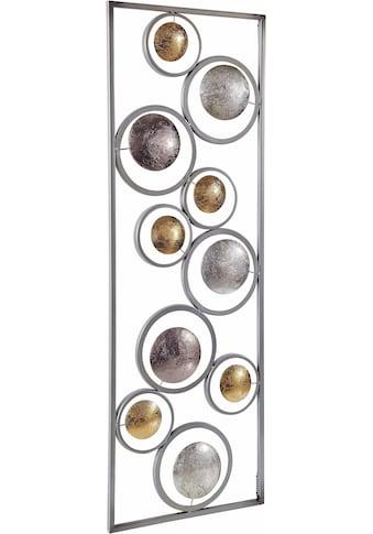 locker Wanddekoobjekt »Ranke«, Wanddeko, aus Metall kaufen