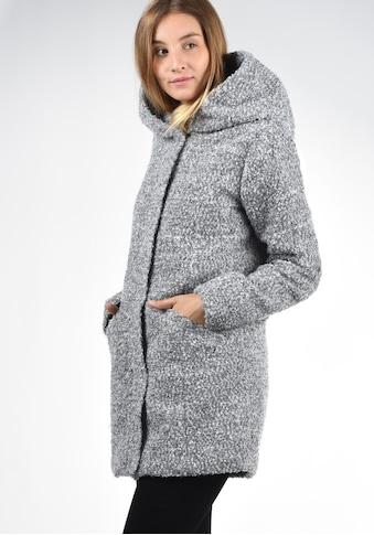 JACQUELINE de YONG Kurzmantel »Birke«, Mantel aus warmer Boucle-Qualität kaufen