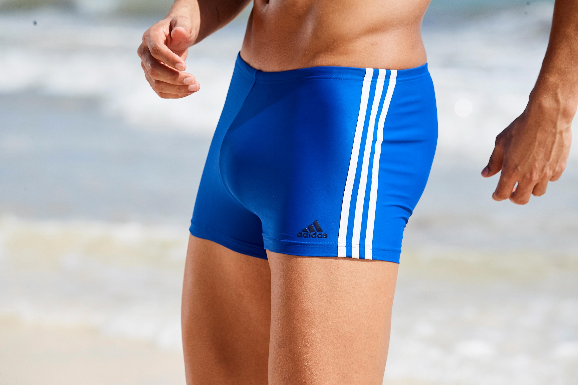 adidas Performance Boxer-Badehose