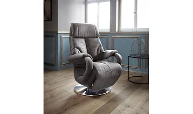 Places of Style TV-Sessel »Gisborne«, in Grösse M, wahlweise mit Motor und Aufstehhilfe kaufen