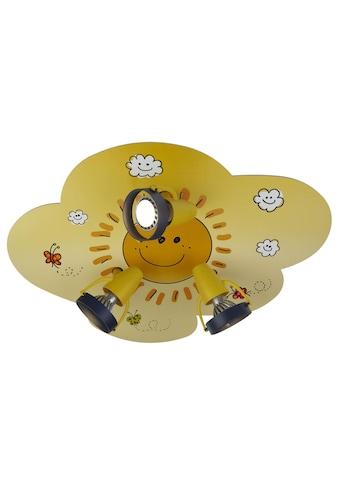 Deckenleuchte »Wolken Sunny«, Dimmbar kaufen