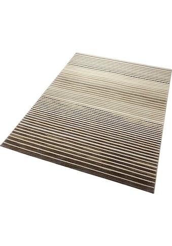 Esprit Teppich »Nifty Stripes«, rechteckig, 8 mm Höhe, Wohnzimmer kaufen