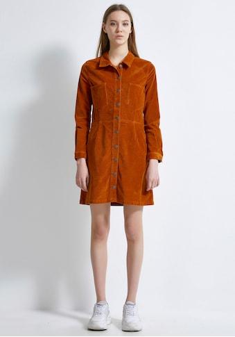 LTB Jeanskleid »HALSEY«, mit aufgesetzten Brusttaschen in ausgestellter Form kaufen