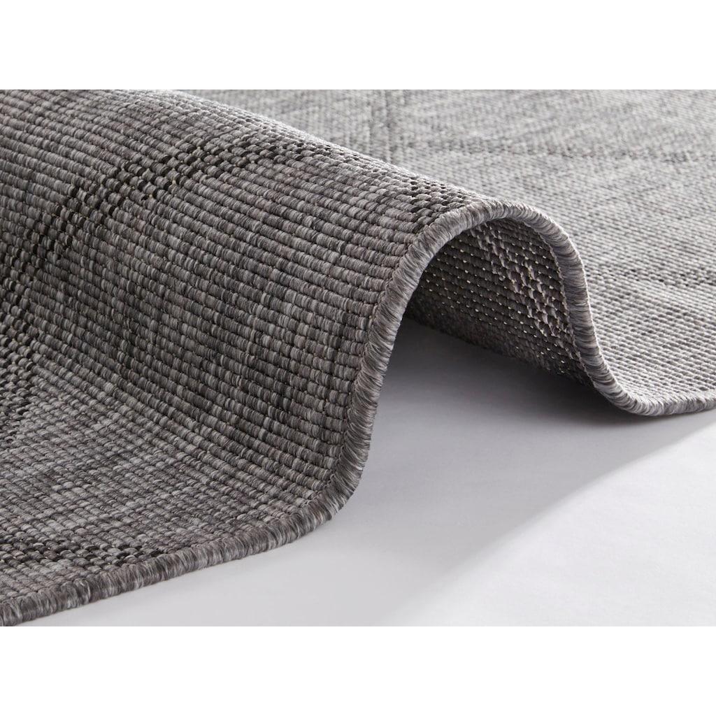 bougari Läufer »Corcica«, rechteckig, 5 mm Höhe, In- und Outdoor geeignet, Wendeteppich