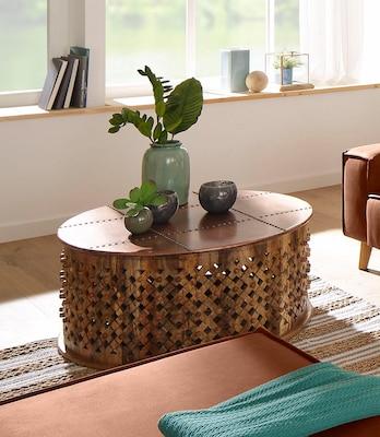 Holz-Couchtisch