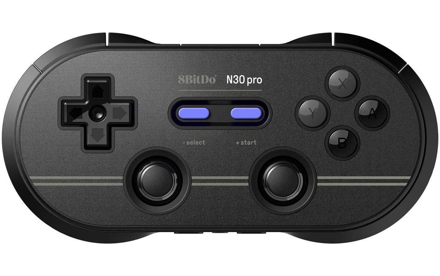 Image of Bluetooth Gamepad, 8bitdo, »N30 Pro 2 M Edition«