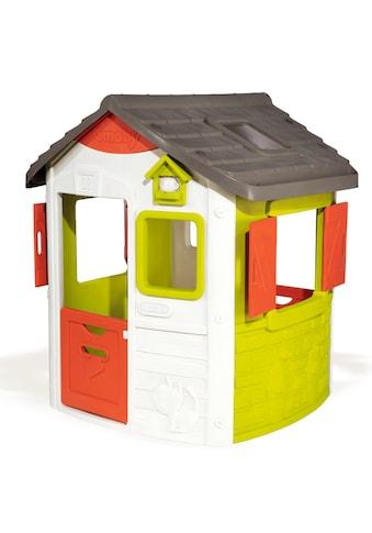 Smoby Spielhaus Neo Jura Lodge kaufen