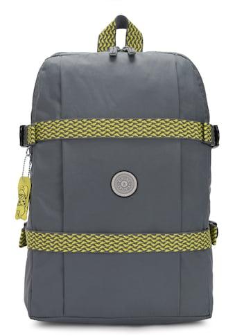 KIPLING Laptoprucksack »Tamiko, Dark Carbon« kaufen