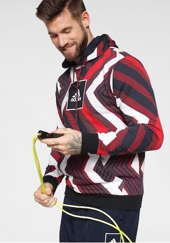 adidas Performance Kapuzensweatshirt »ALL OVER PRINT HOODIE« kaufen
