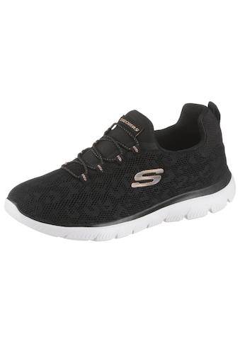 Skechers Slip-On Sneaker »Summits«, mit Memory Foam kaufen