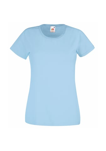 Fruit of the Loom T - Shirt »Lady - Fit Damen« kaufen