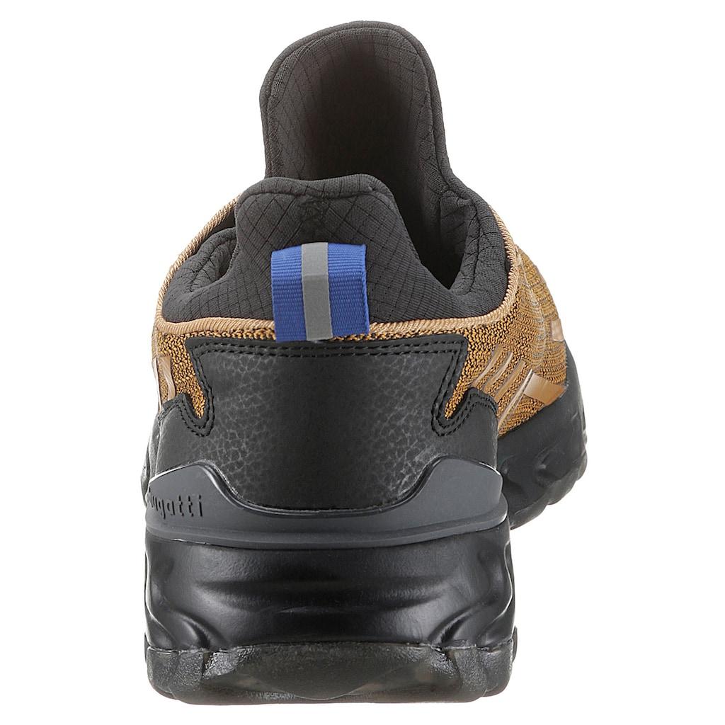 bugatti Slip-On Sneaker »LOOPER«, im extravaganten Design