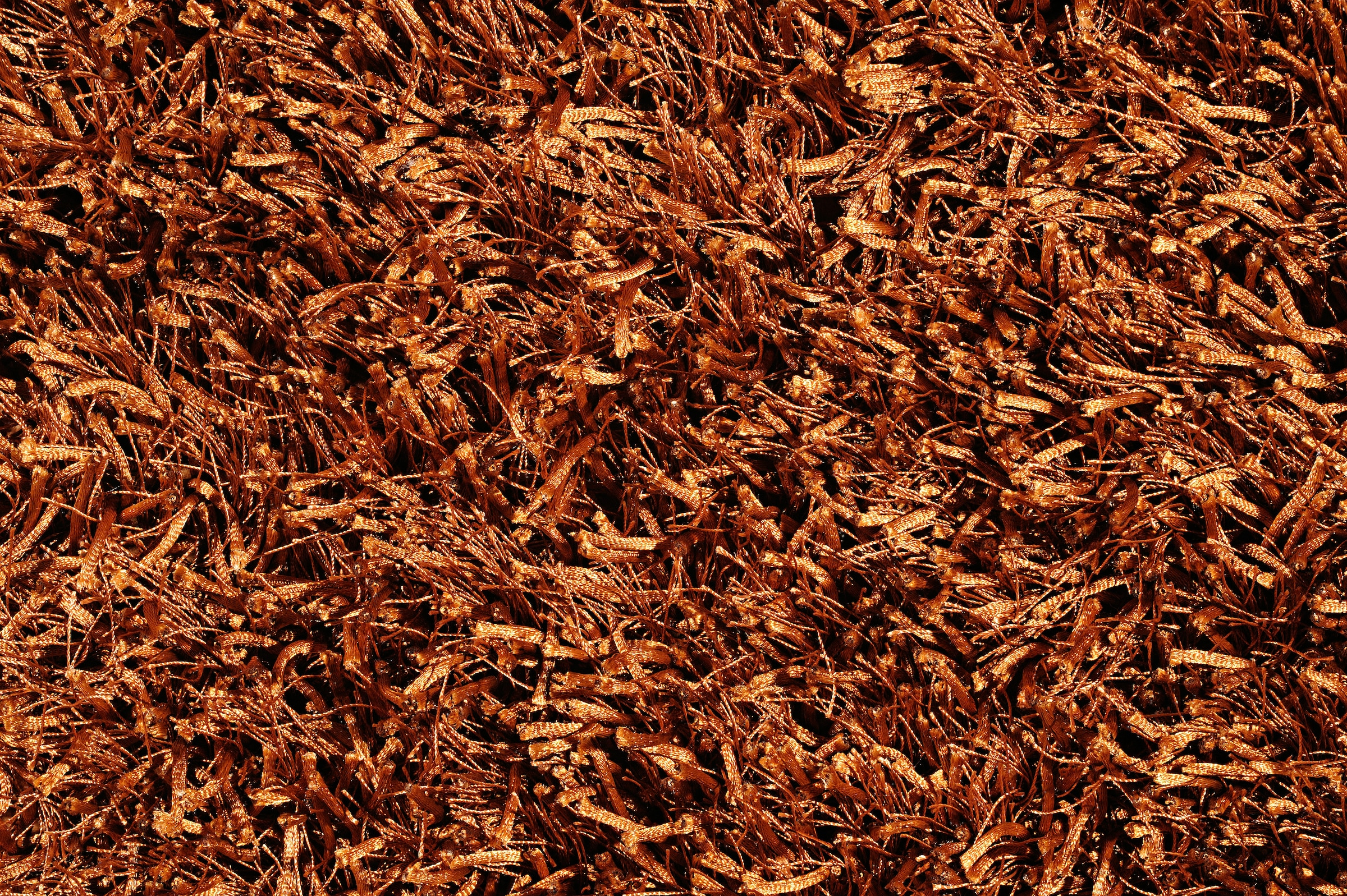 Image of Al MANO Teppichfliese »Shaggy«, 40x40x3 cm