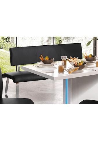 MCA furniture Polsterbank »Arco«, (1 St.), belastbar bis 280 kg, Kunstleder, in... kaufen
