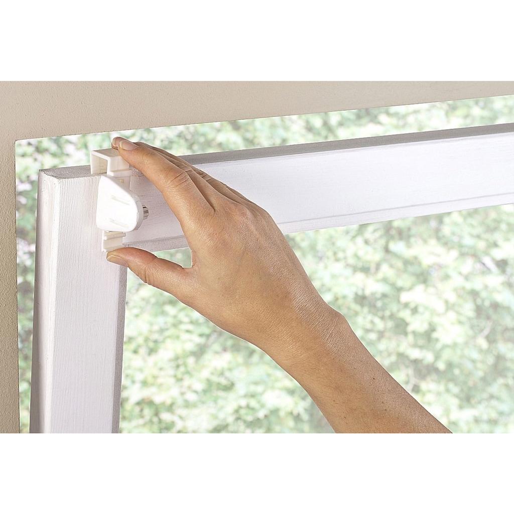 my home Doppelrollo »MARANO«, Lichtschutz, ohne Bohren, freihängend, im Fixmass, Rollo mit Klemmträger