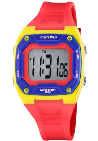 CALYPSO WATCHES Digitaluhr »Color Splash, K5813/3« kaufen