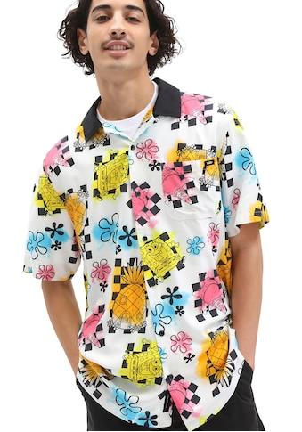 Vans Hawaiihemd »VANS X SPONGEBOB AIRBRUSH WOVEN« kaufen