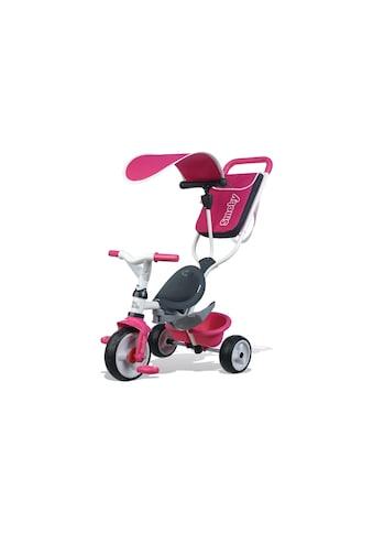 Dreirad, Smoby, »Baby Balade Pink« kaufen