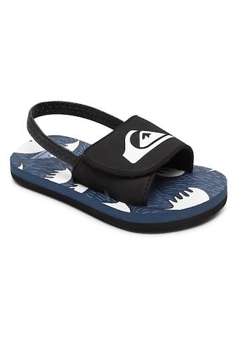 Quiksilver Sandale »Molokai Layback Slide« kaufen