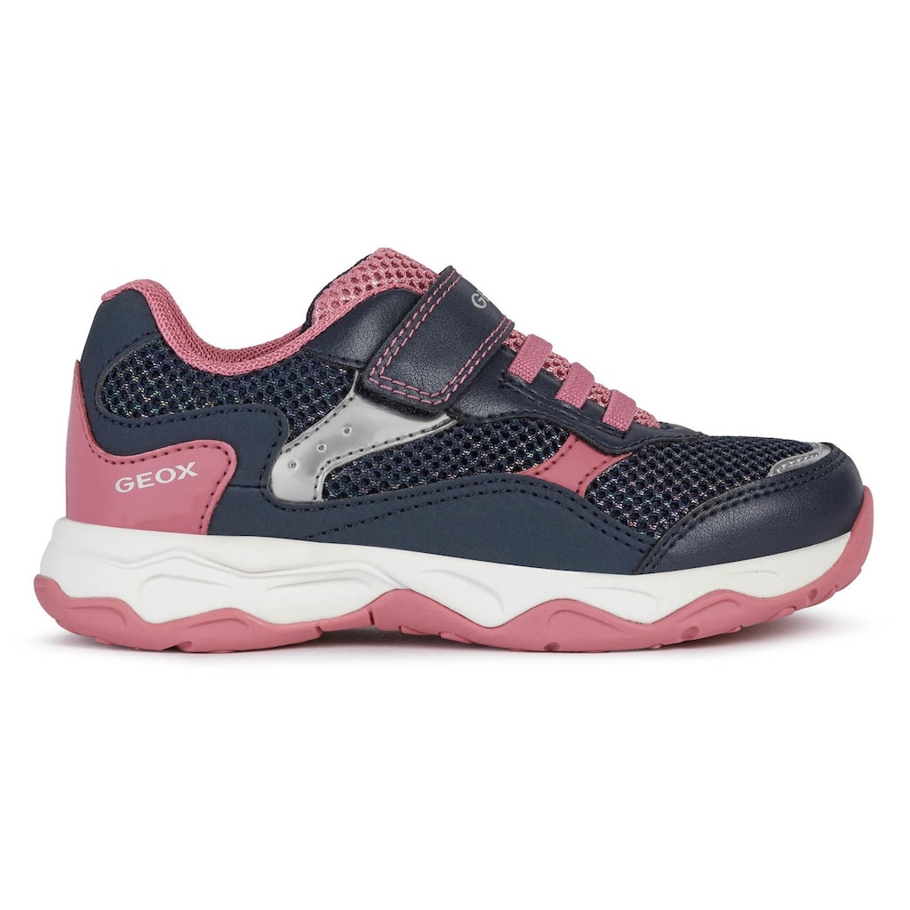 Geox Kids Sneaker »CALCO GIRL«, in toller Farbkombi
