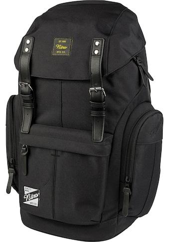 NITRO Freizeitrucksack »Daypacker, True Black«, mit Laptopfach kaufen