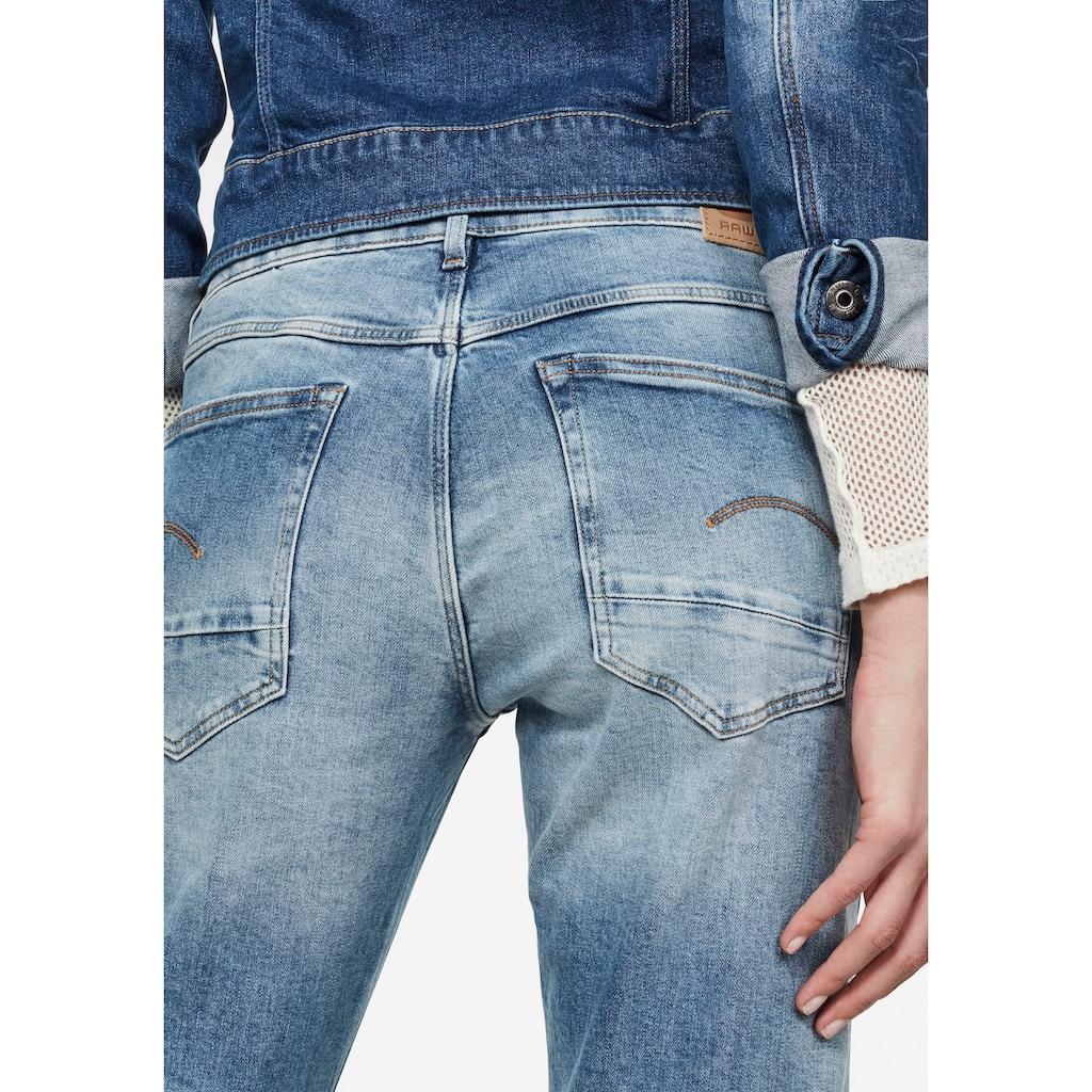 G-Star RAW Boyfriend-Jeans »Kate Boyfriend«, mit authentischen Used Effekten
