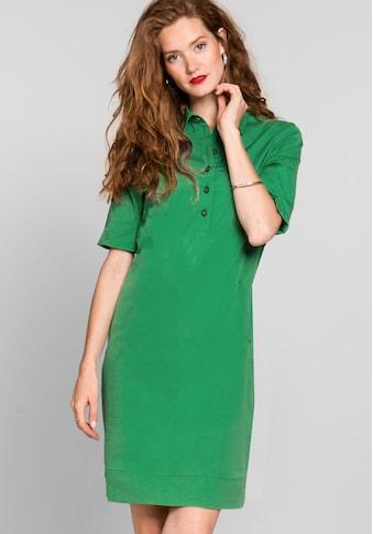 bianca Hemdblusenkleid »ANINA«, in der aktuellen Trendfarbe mit cooler Knopfleiste kaufen