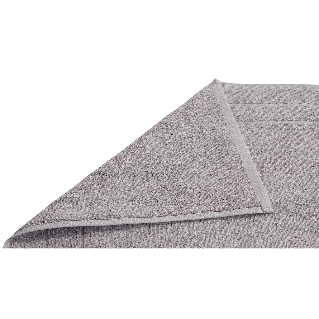 Guido Maria Kretschmer Home&Living Badematte »Finley«, Höhe 6 mm, beidseitig nutzbar, 2er Set