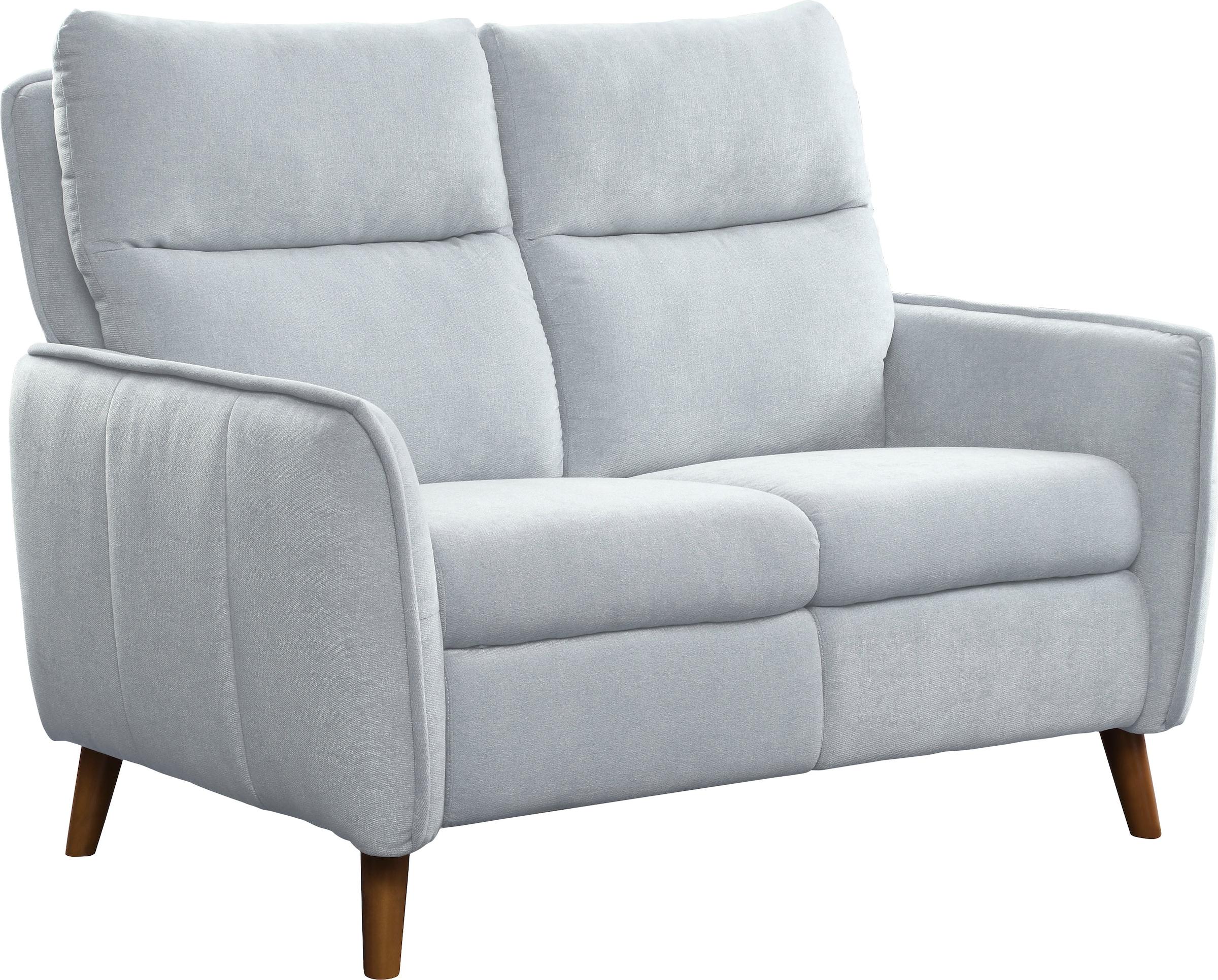 Image of ATLANTIC home collection 2-Sitzer »Neo«, im skandinavischem Design mit 2 Relaxfunktionen und Taschenfederkern